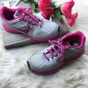 Nike Air Relentless 3 Running Shoes Gray Pink
